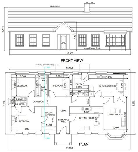 free autocad house plans free cad house plan house design plans house plan drawing software free download