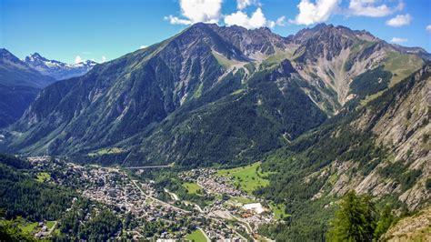 Mont Blanca trekking mont blanc in europe g adventures