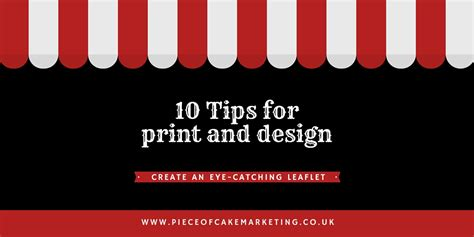 10 tips for designing a 10 tips for print and design twitter social media and