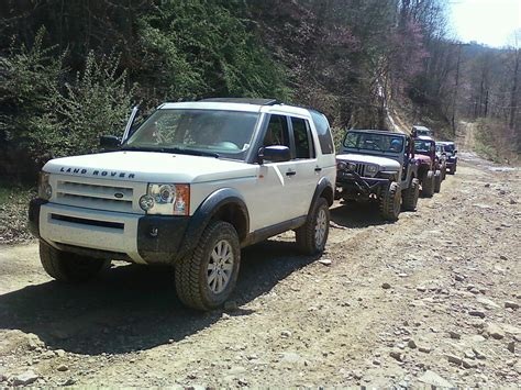 land rover lr3 off road lr3 offroad black mountain park land rover forums