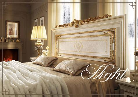 Nino Madia Furniture leonardo arredoclassic bedroom italy collections