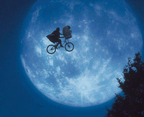 E T Bike Scene by 1 E T Bike Scene Top 10 Most Memorable Movie Scenes