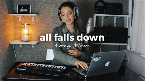 alan walker all falls down download all falls down alan walker romy wave loop cover youtube