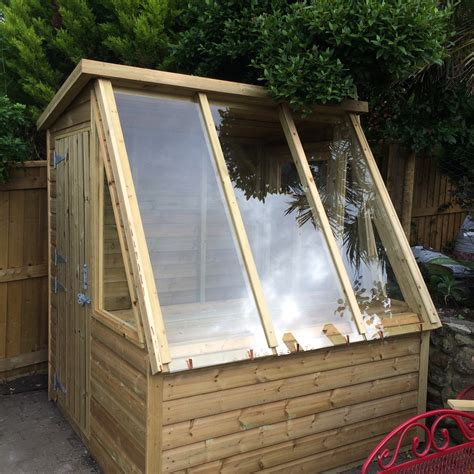 Potting Sheds Uk by Garden Potting Sheds The Wooden Workshop Oakford