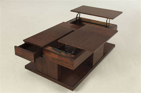 Compartment Coffee Table by 5 Pieces Of Furniture With Secret Storage Compartments