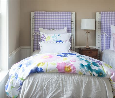 purple floral bedding when are you done decorating cedar hill farmhouse