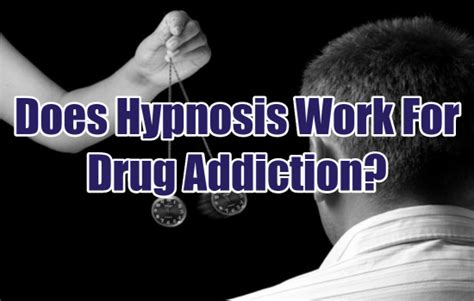 Does Heroin Detox Work by Does Hypnosis Work For Addiction Rehab Near Me