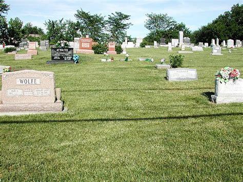 Johnson County Kansas Records Lenexa Cemetery Johnson County Kansas
