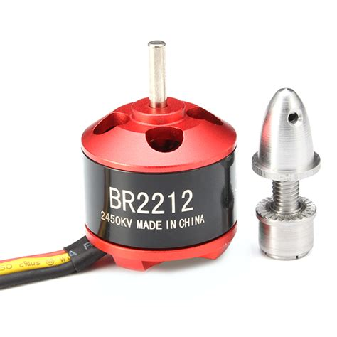Racerstar Br2212 2450kv 2 3s Brushless Motor Rc Racing Drones Airplane racerstar br2212 2450kv 2 3s brushless motor for rc models