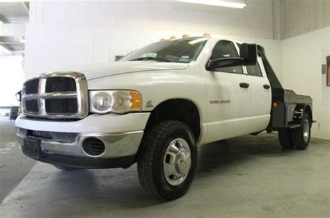 old car manuals online 2003 dodge ram 3500 security system find used 2003 dodge ram 3500 slt quad cab 4x4 manual in arlington texas united states for us