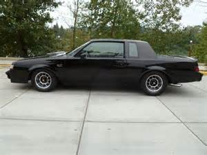 Buick Regal Grand National For Sale 1987 Buick Regal Grand National For Sale