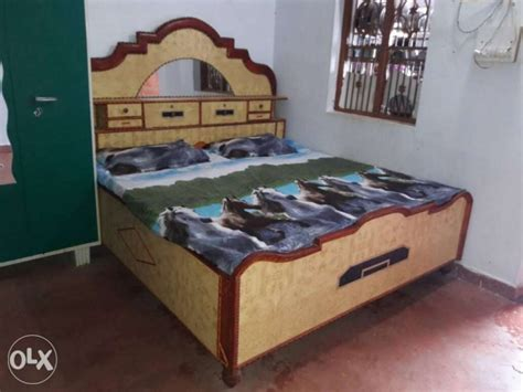 bed designs with good head side boxes head box palang