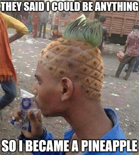 Pineapple Meme