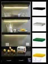 ikea lack floating wall shelf 12 concealed mounting white