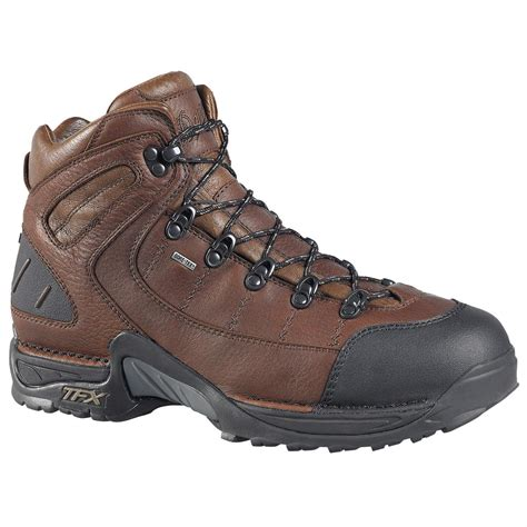 s danner 174 5 1 2 quot brown leather tex 174 hiking