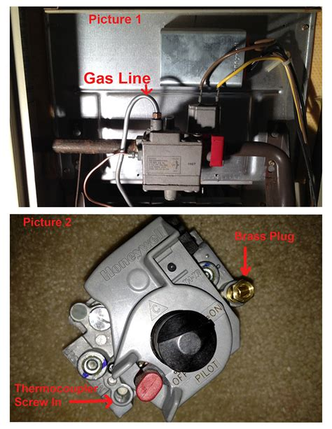 how to light a furnace pilot light out on furnace iron blog