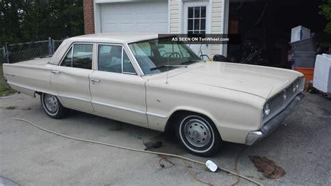 Dodge 4 Door by 1967 Dodge Coronet 4 Door Sedan 318 V8 5 2l