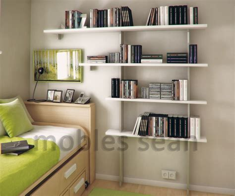 creative storage ideas  small bedrooms homeideasblogcom