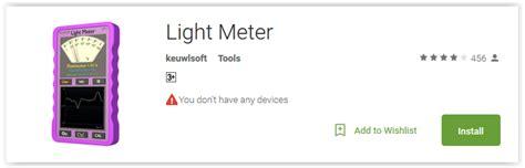 best light meter app 2017 top 7 amazing light meter apps for android