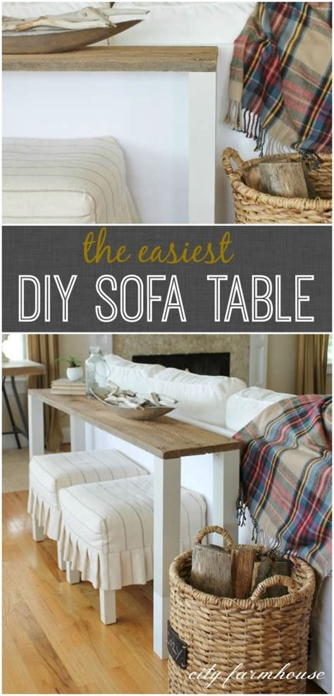 easy diy sofa 25 best ideas about diy table on pinterest dinning room