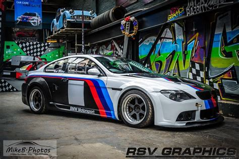 M6 Race Car by Racecarsdirect Bmw M6 V10 E63 Wide Race Car
