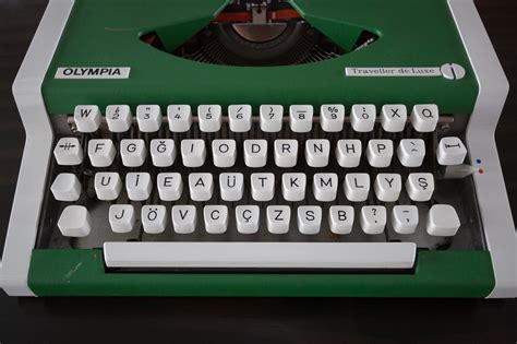 typewriter keyboard layout design what i learned about languages just by looking at a