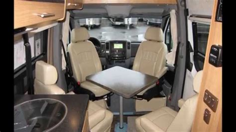 Class B Floor Plans by 2013 Winnebago Era 70x Mercedes Benz Sprinter Class B