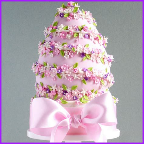 Easter Cakes by Five Designs To Consider For Your Easter Wedding