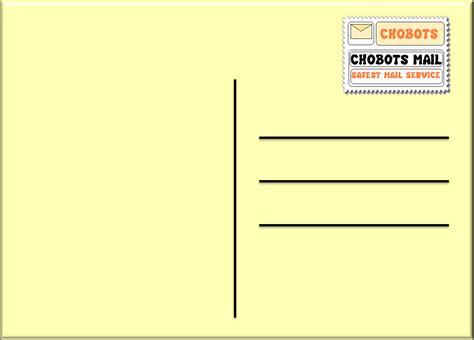 postcard template sapfira s chobots contest