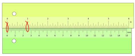 figuras de reglas en pulgadas sin centimetros reglas de medir para imprimir imagui