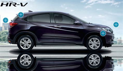 website honda malaysia honda hr v accepting bookings now launching in february