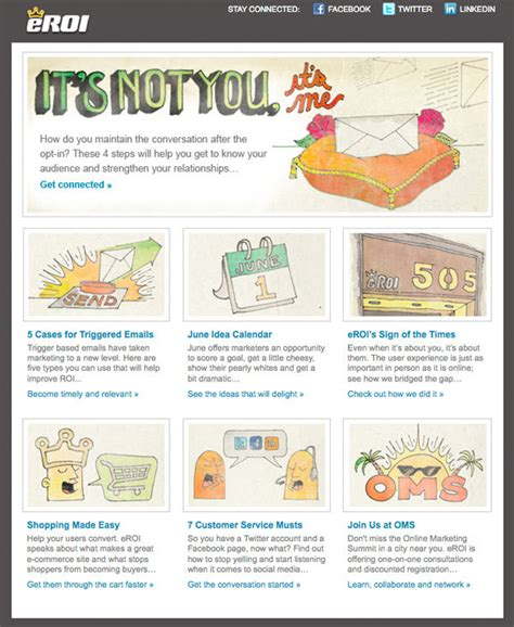 newsletter templates for blogger beautiful email newsletters for your inspiration
