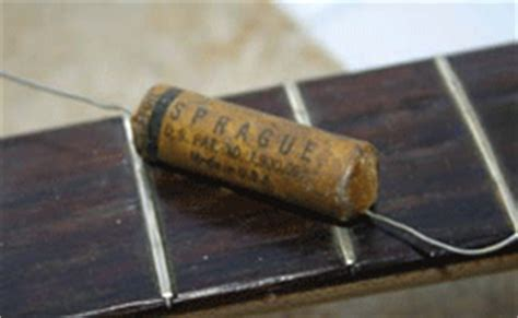 capacitor value stratocaster tone capacitors for stratocasters part 1