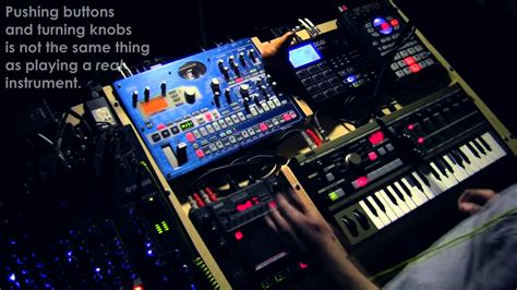 house video music vox atomic made with machines live electronic music