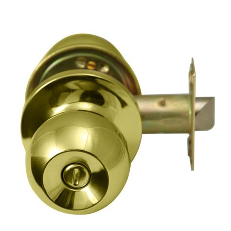 Brushed Chrome Door Knobs by Brushed Polished Chrome Door Handle Knob Latch Lock