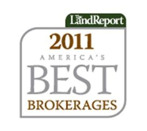 best brokerages ranch land and farm real estate 2011 land report