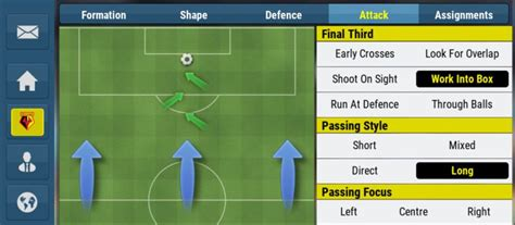 football manager mobile football manager mobile 2018 tactics strategies a