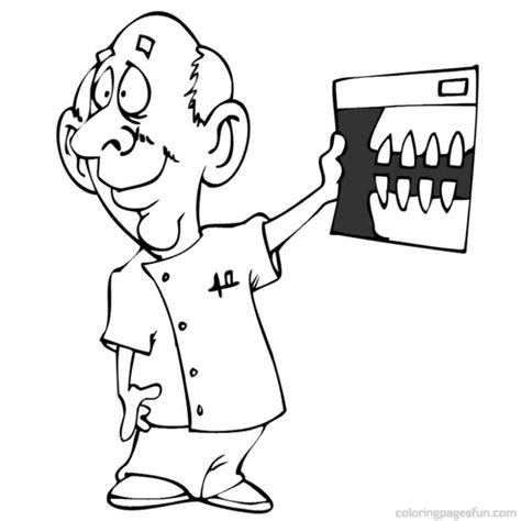 dental coloring pages az coloring pages