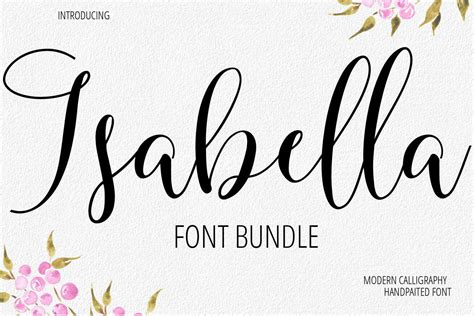 Wedding Font Bundle by Font Bundle Digital Font Calligraphy Handwritten Script