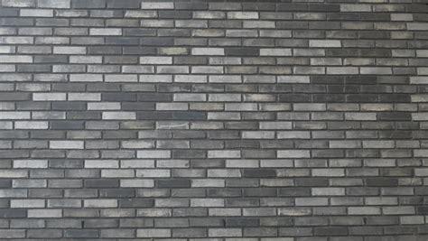 black  gray brick background stock footage video
