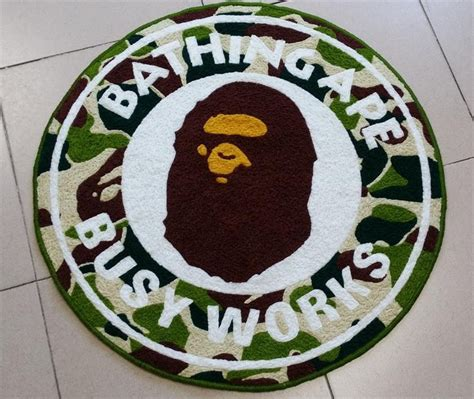 Bape Rug by Rugs And Carpets For Living Room Bape Busy Works Carpet