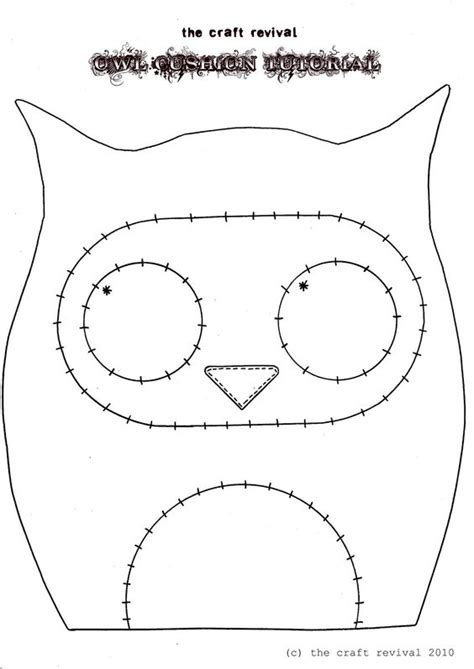 owl pincushion template owl pincushion template you could use this to make a