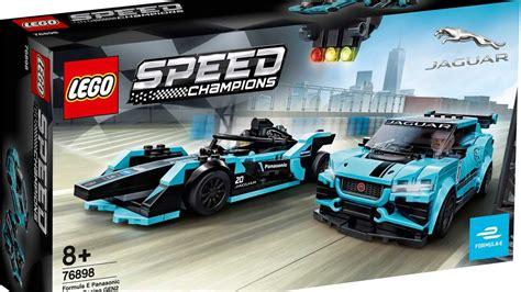 lego speed champions recoit  pack jaguar racing
