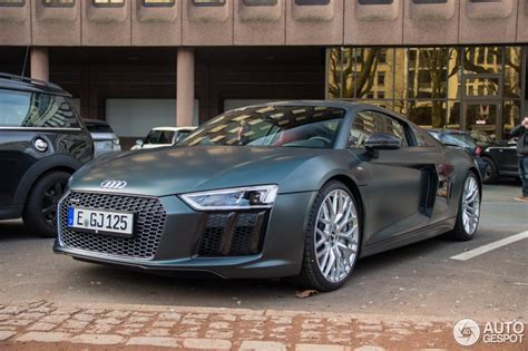 Audi R8 V10 Plus 2015 19 Dezember 2015 Autogespot