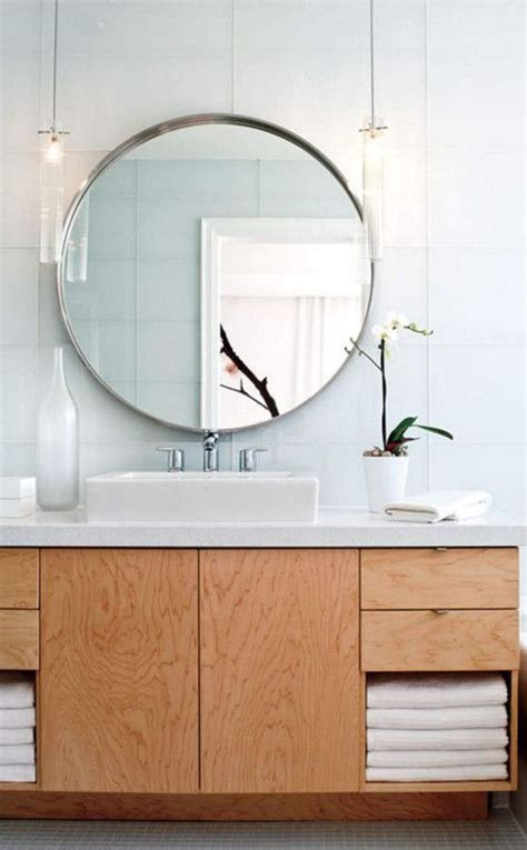 extra large bathroom mirrors extra large round bathroom mirror bathrooms pinterest