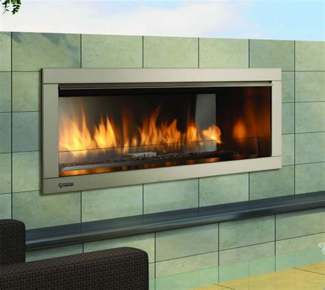 Regency Horizon 174 Hzo42 Outdoor Gas Fireplace Portland Regency Horizon Fireplace