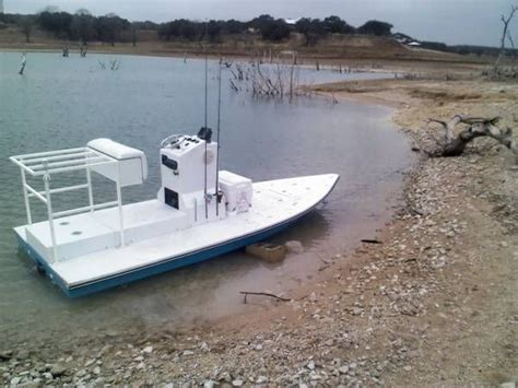 small fishing boat hacks new aluminum bay boat plans with many of the comforts of a