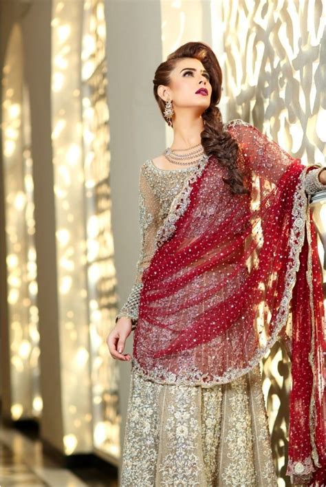 Pakistani Designer Bridal Dresses Maria B Brides 2019 2020