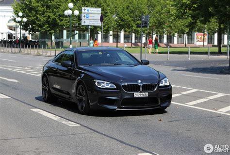 Auto Tieferlegen Wiesbaden by Bmw M6 F13 2015 26 August 2015 Autogespot