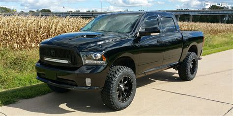 Dodge Ram 1500 Nutz   D251 Gallery   Fuel Off Road Wheels